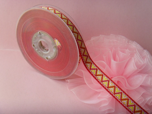 Jacquard Ribbon Tape