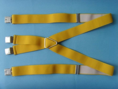 Elastic children suspenders belt