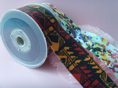 transfer printed elastic bands for garment