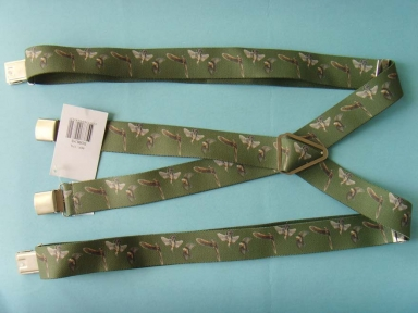 elastic Suspenders with printing logo