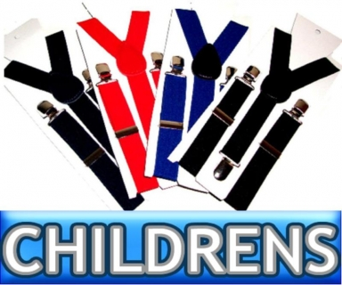 new style children suspenders